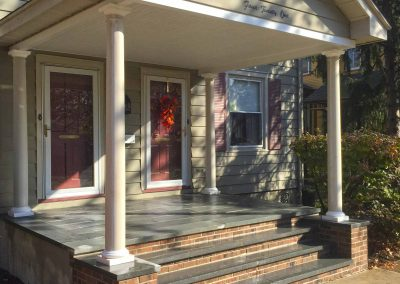 Front Porch Renovation