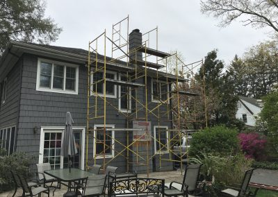 Fire Place and Chimney Renovation