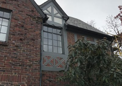 Cedar Siding Renovation