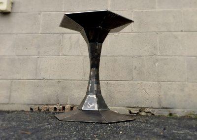 Custom Metal Table
