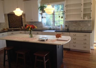 Kitchen Renovation with Island