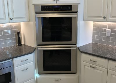 Kitchen Dual Ovens